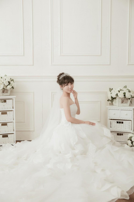 自助婚紗攝影風格-韓風婚紗照